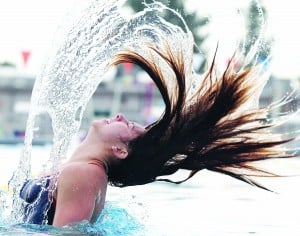 2011 Tribune Girls Swimmer of the Year