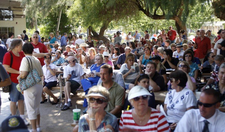 Kirk Adams Campaign Rally