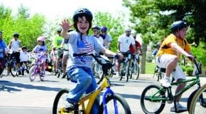 Valley Bike Month starts spinning