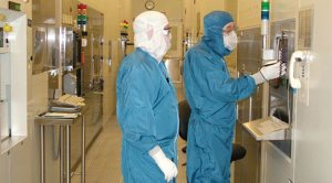 Semiconductor industry growing fast