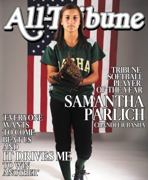 All-Tribune Softball: Player of the Year Samantha Parlich