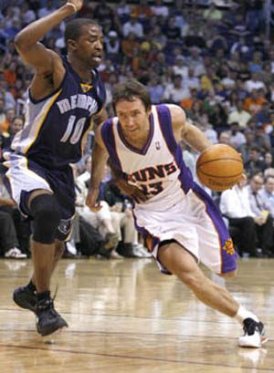 For the Suns, the playoffs are game time