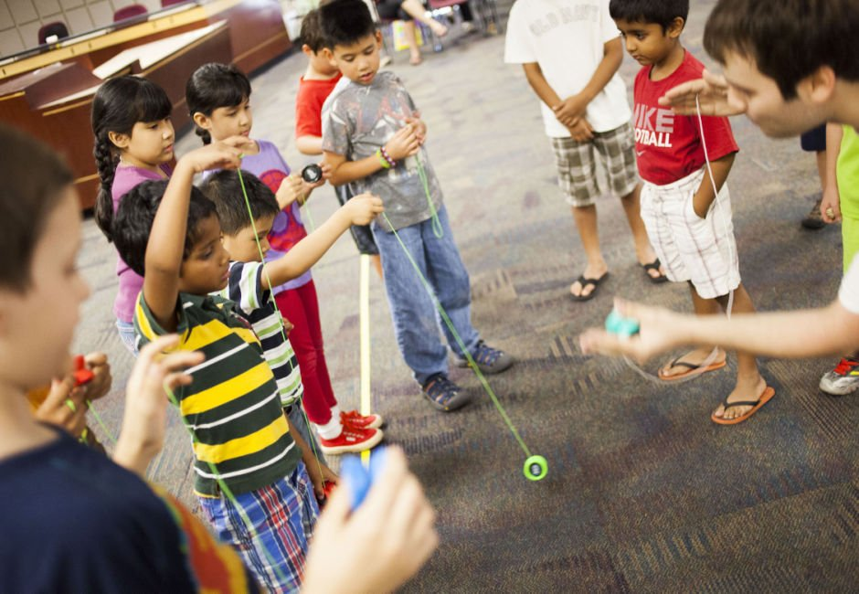 YoYo Experience at Chandler Library