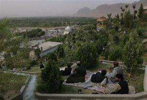 Afghan official: US strikes kill 22 civilians