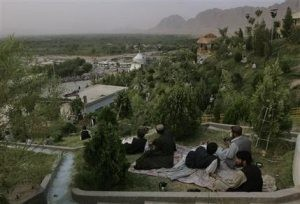 Afghan official: US strikes kill 22 civilians