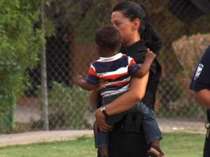 Child found safe after Amber ALert