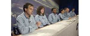 Profiles of Space shuttle Columbia crew members