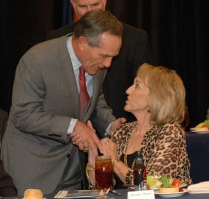 Alan Bersin and Jan Brewer