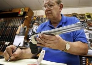 Fears of a Dem crackdown lead to boom in gun sales