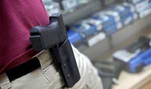 Brewer signs bill to carry concealed weapons
