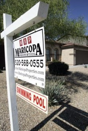 Maricopa housing market 'underwater'