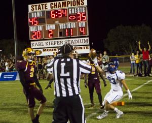 Football: Mtn. Pointe vs Chandler