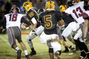 Mountain Pointe vs Desert Ridge
