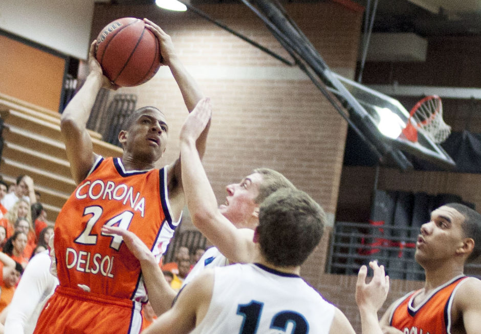Basketball: Highland vs Corona del Sol