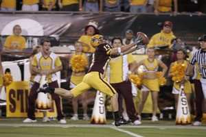 Sun Devils' McGaha hitting his stride