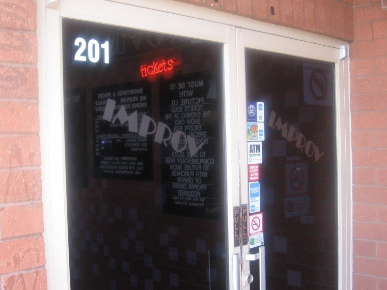 Tempe Improv Closing