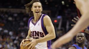 Stoudemire, Nash lead Suns past Pistons, 117-91