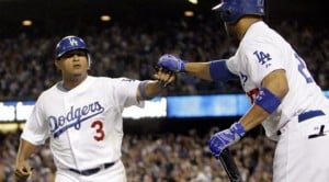 Dodgers top Cardinals in NL playoff opener