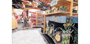 Disney Stores makeover a real Toy story