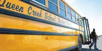 Combs swamps Queen Creek high