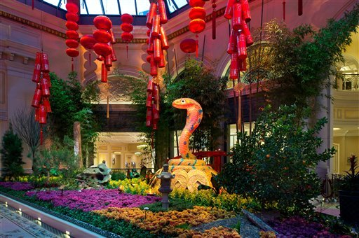Travel-Trip-Las Vegas-Chinese New Year