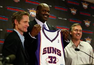 Shaq may be what the Suns need to capture title