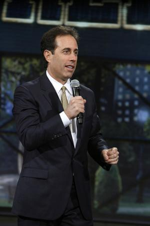 Jerry Seinfeld in NBC's