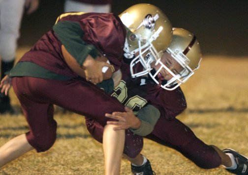 Gilbert Monsoon vies for state football title