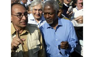 Annan stunned at Indonesia devastation
