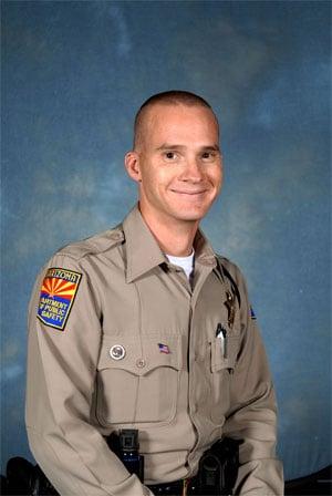DPS officer James Waltermire