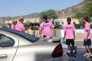 DV car wash