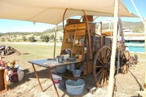 Chuck Wagon Cook-Off