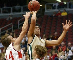 1A State basketball championships: Surrey Garden plows through Valley Lutheran
