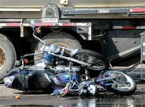 3 Phoenix motorcycle riders killed in truck crash