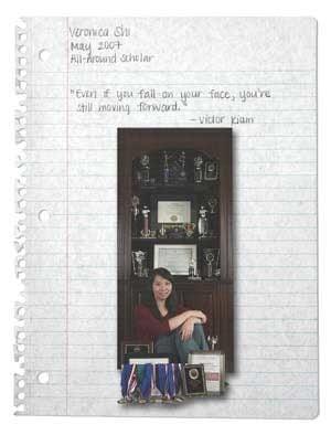 Veronica Shi: All Around Scholar