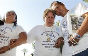 Leonila Martinez, Gustavo Cruz, Patricia Rosas