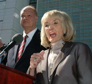Gov. Jan Brewer and Attorney General Tom Horne