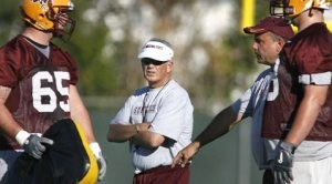 ASU needs new offensive coordinator