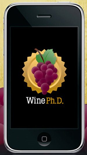 Valley man uncorks iPhone app 'Wine Ph.D.'