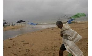 John dumps heavy rain on Mexican coast
