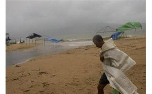 John dumps heavy rain on Mexican coast