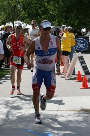 East Valley Victories: Injury doesn't dampen triathlete's success