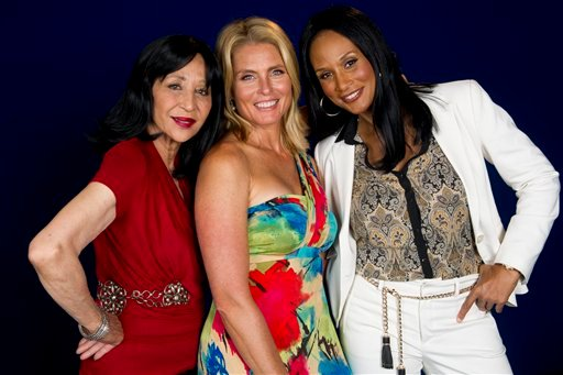 China Machado, Kim Alexis, Beverly Johnson