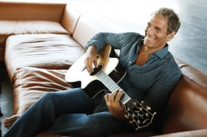 Michael Bolton performs Tuesday at Wild Horse Pass