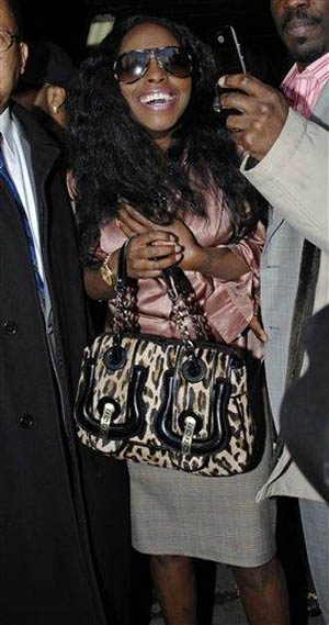 Judge gives Foxy Brown one more chance