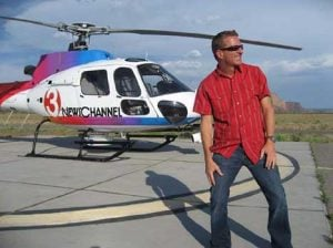 News crews weigh the risks when covering story