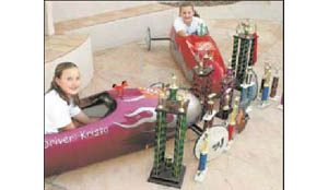 Soap Box Derby start flag will drop in Superior