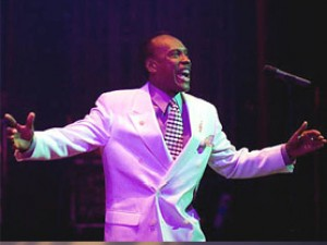 Motown Magic with Dennis Rowland Saturday in Tempe
