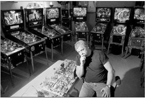 Meet a true pinball wizard