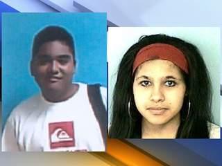 Mesa teens missing